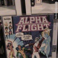 Cómics: ALPHA FLIGHT Nº 26. FORUM.. Lote 148991566