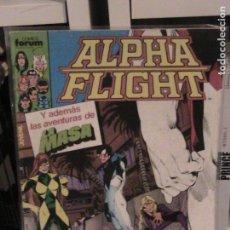 Cómics: ALPHA FLIGHT Nº 25. FORUM.. Lote 148991606