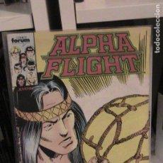 Cómics: ALPHA FLIGHT Nº 20. FORUM.. Lote 148991674
