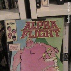 Cómics: ALPHA FLIGHT Nº 17. FORUM.. Lote 148991754