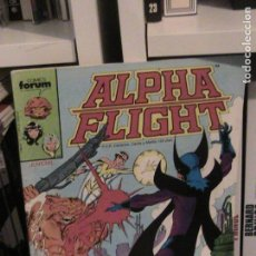 Cómics: ALPHA FLIGHT Nº 16. FORUM.. Lote 148991838