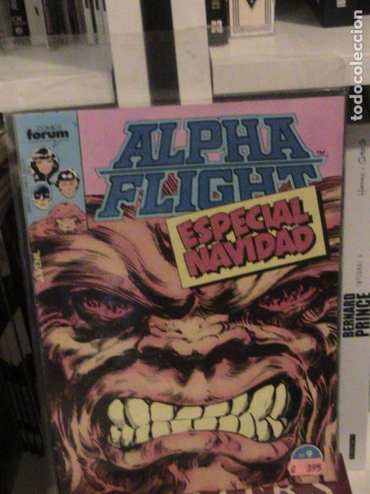 ALPHA FLIGHT Nº 09. FORUM. (Tebeos y Comics - Forum - Alpha Flight)