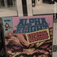 Cómics: ALPHA FLIGHT Nº 09. FORUM.. Lote 148991918
