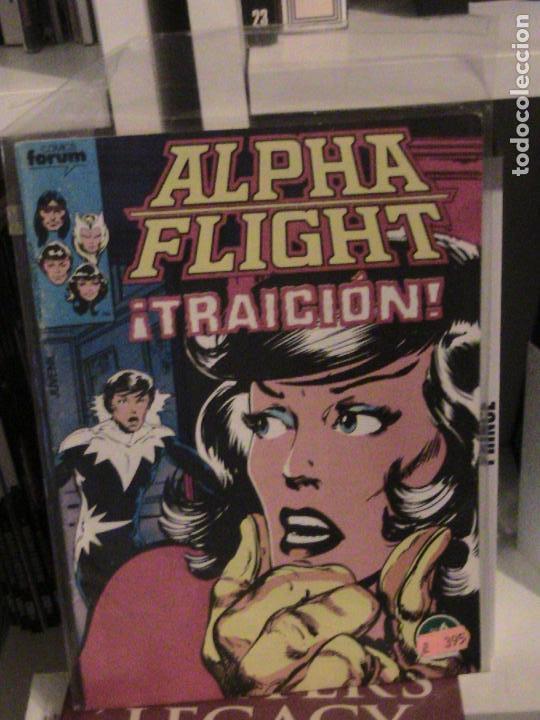 ALPHA FLIGHT Nº 06. FORUM. (Tebeos y Comics - Forum - Alpha Flight)