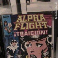 Cómics: ALPHA FLIGHT Nº 06. FORUM.. Lote 148992106