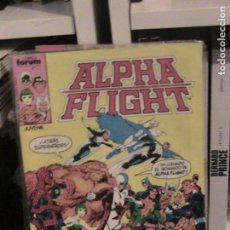 Cómics: ALPHA FLIGHT Nº 01. FORUM.. Lote 148992306