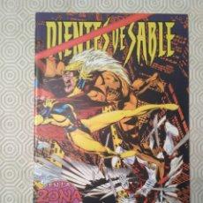 Cómics: DIENTES DE SABLE - EN LA ZONA ROJA. Lote 148998582