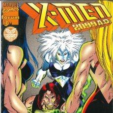 Comics - X-MEN 2099 A.D. NÚMERO 3 CÓMICS FÓRUM MARVEL - 149057762