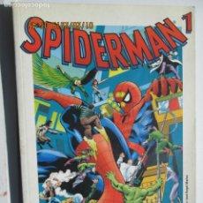 Cómics: SPIDERMAN 1-2-3-4 GRANDES HEROES DEL COMIC BIBLIOTECA EL MUNDO . Lote 149243002