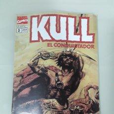 Cómics: KULL EL CONQUISTADOR. FORUM MARVEL COMICS NUMERO 3. Lote 154191054