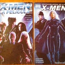 Cómics: X-MEN 1 Y 2 ADAPTACION SOBRE LAS 2 PELICULAS (FORUM). Lote 149319174