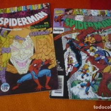 Cómics: SPIDERMAN VOL. 1 NºS 246 Y 247 ( CONWAY BUSCEMA ) ¡BUEN ESTADO! FORUM MARVEL. Lote 149361922
