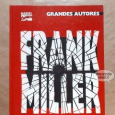 Cómics: GRANDES AUTORES MARVEL - FRANK MILLER - CARTONÉ - FORUM - JMV. Lote 149369702