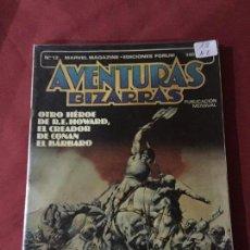 Comics: FORUM AVENTURAS BIZARRAS NUMERO 12 NORMAL ESTADO. Lote 149446418