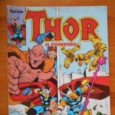 Cómics: THOR - VOLUMEN 1 - Nº 41 - THOR EL PODEROSO - FORUM (CJ). Lote 149462914