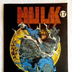 Cómics: LOS COMICS DE EL SOL 17: HULK. Lote 149529114