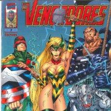 Comics: LOS VENGADORES HÉROES REBORN NÚMERO 7 CÓMICS FÓRUM MARVEL. Lote 149570430