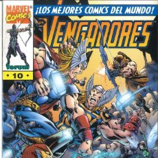 Cómics: LOS VENGADORES HÉROES REBORN NÚMERO 10 CÓMICS FÓRUM MARVEL. Lote 149570502