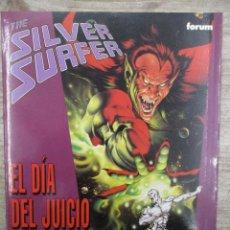 Cómics: THE SILVER SURFER - EL DIA DEL JUICIO - STAN LEE - JOHN BUSCEMA - FORUM / MARVEL. Lote 149578354