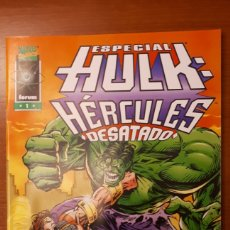 Cómics: ESPECIAL HULK HÉRCULES DESATADO PETER DAVID MIKE DEODATO JR IMPECABLE!. Lote 149605086