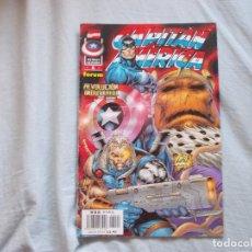 Comics: HEROES REBORN. CAPITAN AMERICA Nº 6. FORUM. Lote 149621674