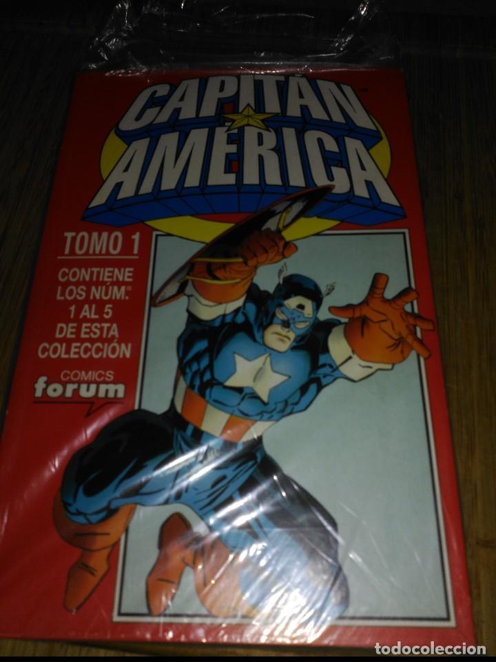 CAPITAN AMÉRICA VOL. 3 COMPLETA EN 2 RETAPADOS (Tebeos y Comics - Forum - Capitán América)