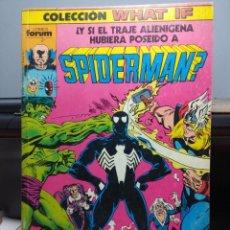 Cómics: SPIDERMAN TRAJE ALIENIGENA ( RETAPADO CONTIENE LOS NUMEROS 6 AL 10). Lote 149725158