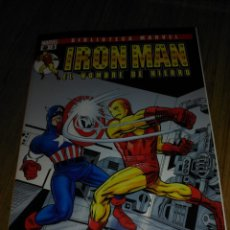 Cómics: BIBLIOTECA MARVEL IRON MAN Nº 3 FORUM. Lote 149738750