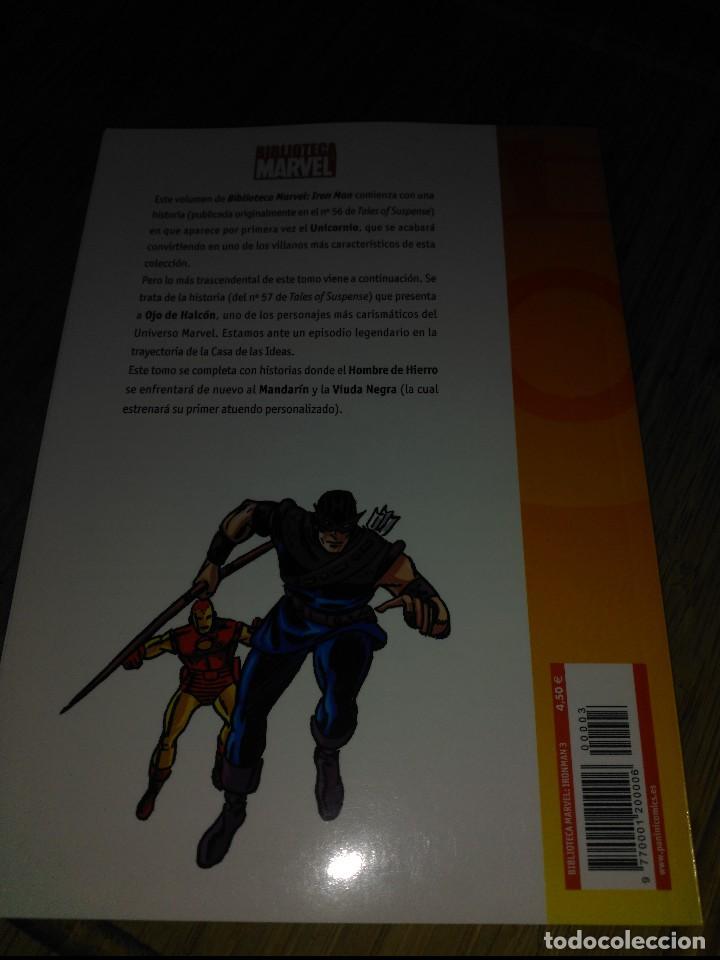 Cómics: Biblioteca marvel IRON MAN Nº 3 FORUM - Foto 2 - 149738750