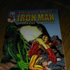 Cómics: BIBLIOTECA MARVEL IRON MAN Nº 4 FORUM. Lote 149738910
