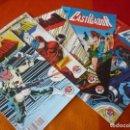 Cómics: EL CASTIGADOR NºS 11, 12, 13, 14 Y 15 ( MIKE BARON ) ¡MUY BUEN ESTADO! MARVEL FORUM. Lote 149798386