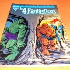 Cómics: LOS 4 FANTASTICOS BIBLIOTECA MARVEL 02. . Lote 149816722