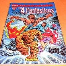 Cómics: LOS 4 FANTASTICOS BIBLIOTECA MARVEL Nº 21. . Lote 149816858