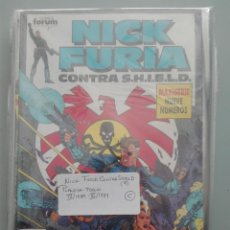 Cómics: NICK FURIA CONTRA SHIELD COMPLETA 1989#. Lote 149817682