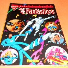 Cómics: LOS 4 FANTASTICOS BIBLIOTECA MARVEL Nº 17. . Lote 149818314