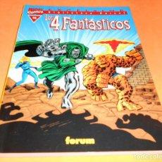 Cómics: LOS 4 FANTASTICOS BIBLIOTECA MARVEL Nº 16. . Lote 149818406