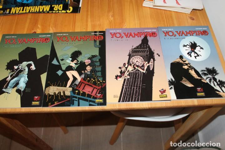 YO VAMPIRO COMPLETA 1 2 3 Y 4 NORMA MADE IN HELL (Tebeos y Comics - Forum - Prestiges y Tomos)