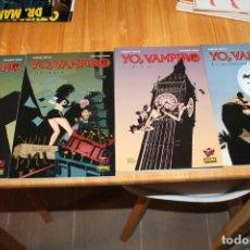 Cómics: YO VAMPIRO COMPLETA 1 2 3 Y 4 NORMA MADE IN HELL. Lote 149906066