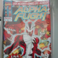 Cómics: ALPHA FLIGHT COLECCION COMPLETA VOLUMEN 2./ 20 NUMEROS + 2 ESPECIALES #. Lote 150071958
