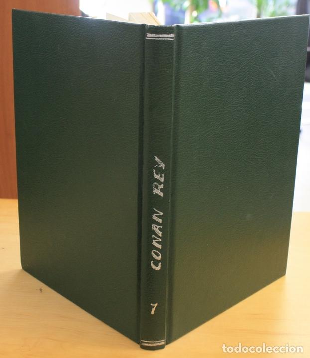 Cómics: CONAN REY 7. EPISODIOS 61 AL 69. FORUM, PLANETA, AÑO 1985. ENCUADERNADO EN TOMO - Foto 3 - 150076636