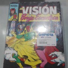 Cómics: LA VISION Y LA BRUJA ESCARLATA COMPLETA #. Lote 150155958