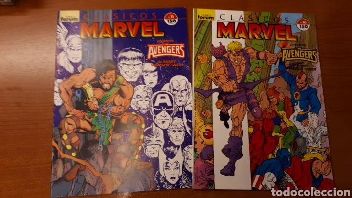 Cómics: Clásicos Marvel 1 al 41 completa - Foto 4 - 150157894