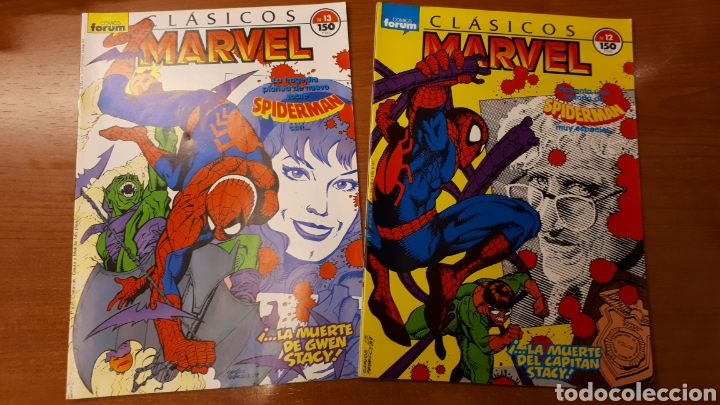 Cómics: Clásicos Marvel 1 al 41 completa - Foto 5 - 150157894