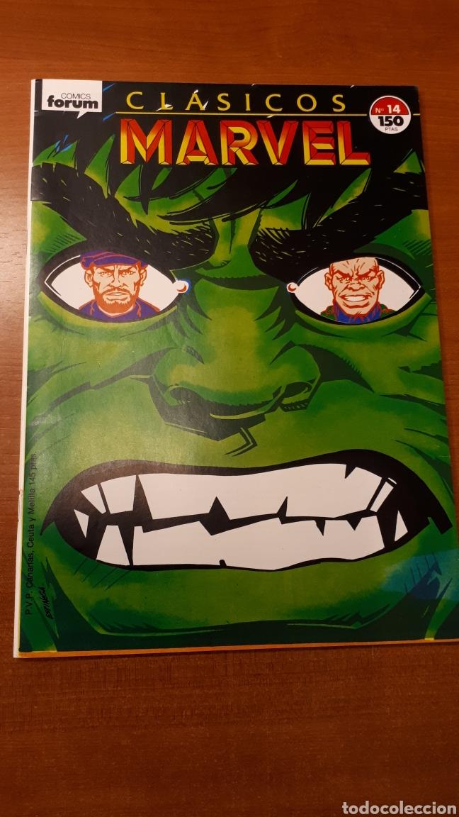 Cómics: Clásicos Marvel 1 al 41 completa - Foto 6 - 150157894