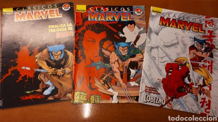 Cómics: Clásicos Marvel 1 al 41 completa - Foto 7 - 150157894