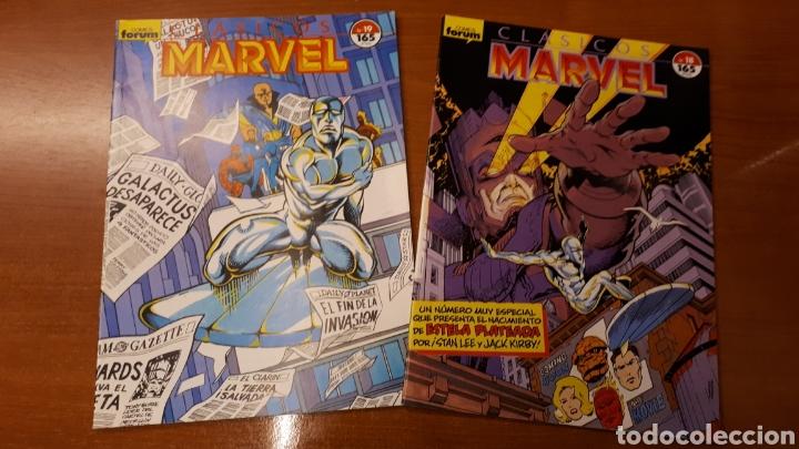 Cómics: Clásicos Marvel 1 al 41 completa - Foto 8 - 150157894