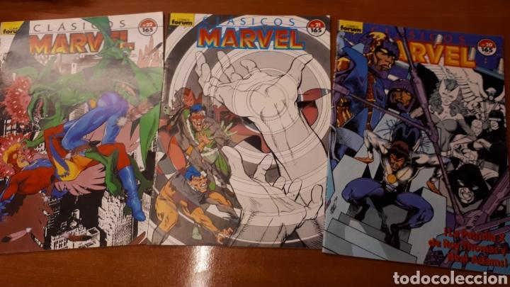 Cómics: Clásicos Marvel 1 al 41 completa - Foto 9 - 150157894