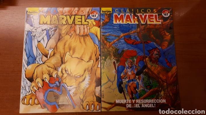 Cómics: Clásicos Marvel 1 al 41 completa - Foto 10 - 150157894