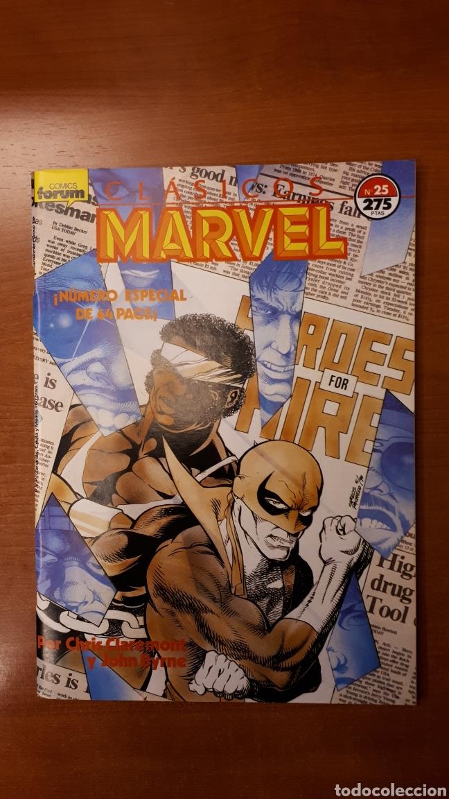 Cómics: Clásicos Marvel 1 al 41 completa - Foto 11 - 150157894