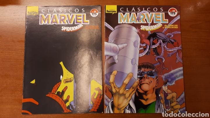 Cómics: Clásicos Marvel 1 al 41 completa - Foto 15 - 150157894